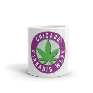 Order My Chicago Cannabis Week Mug Now!