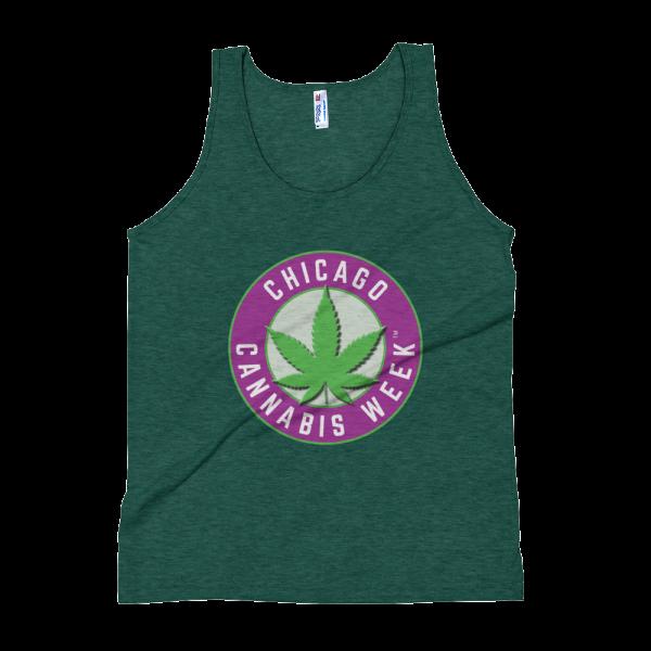 Order My Chicago Cannabis Week Unisex Tank Top Now!