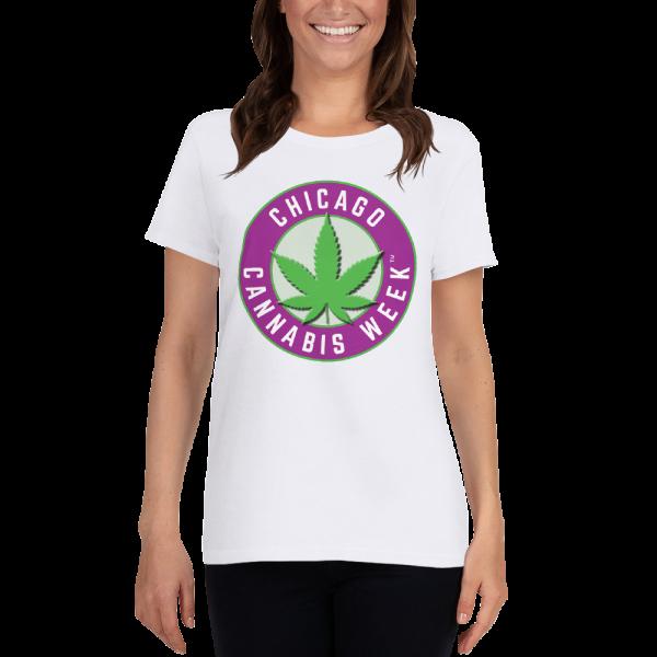 Order My Chicago Cannabis Week Women's Short Sleeve T-Shirt Now!